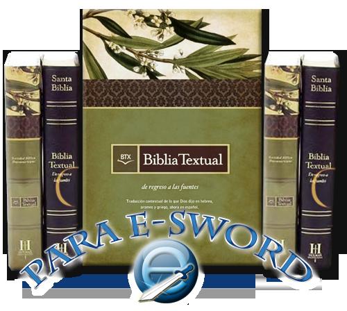 Biblia Textual 3ra Edición