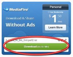 Ejemplo para descargar desde Mediafire