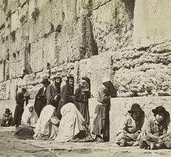 Muro de los Lamentos, Jerusalén