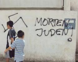 Muerte a Judíos, Argentina