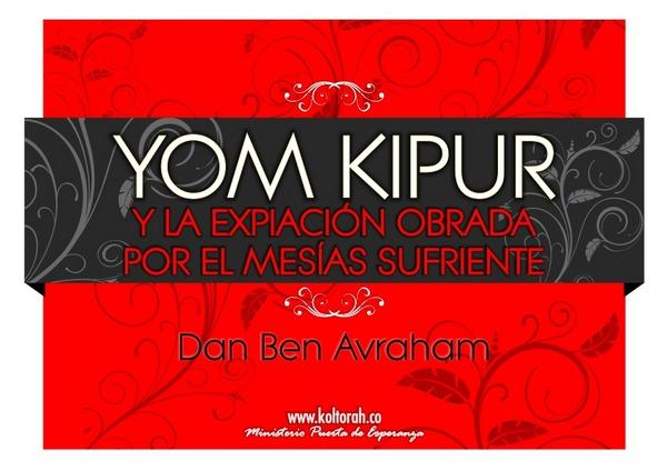 Escuchar Yom Kipur y la expiación obrada por el Mesías sufriente