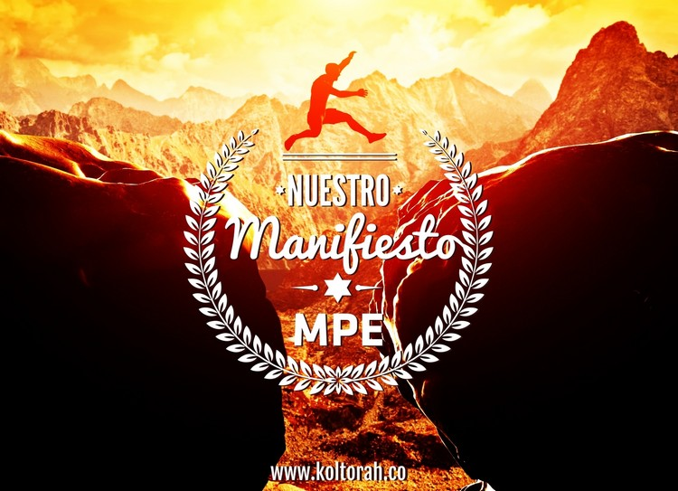 Nuestro Manifiesto (MPE)
