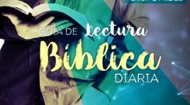 Guía de Lectura Bíblica Diaria