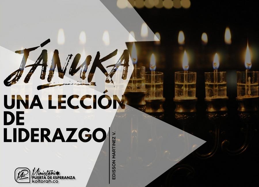Jánuka y una lección de liderazgo – Edisson Martinez V.