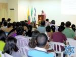 Ken enseña en MPE - Feb 25  de 2012