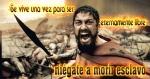 Niégate a morir esclavo