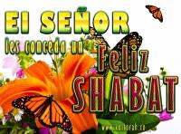 Feliz Shabat