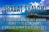 Deut 28:2 - Shabat Shalom