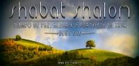 Shabat Shalom - Deut 5:12