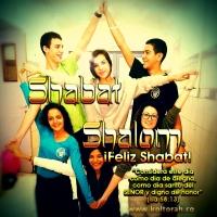 Shabat shalom - Magen David