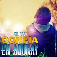 Confía en Adonay