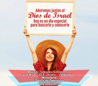 Invitación a Ministerio Puerta de Esperanza