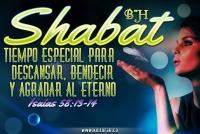 Shabat es para descanso