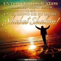 Shabat Mat13:43