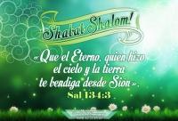 Shabat - Sal134:3