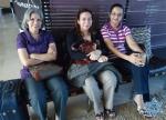 Pastora, Beatriz y Sonia